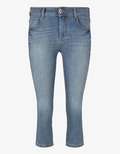 Tom Tailor - Capri-Jeans-Hose, Kate Slim