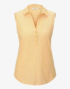 Tom Tailor - Henley-Bluse mit Streifenmuster