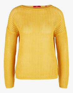 s.Oliver - Pullover mit Ajour-Muster