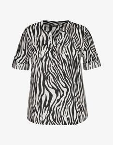 Bexleys woman - Bluse mit Zebra-Druck