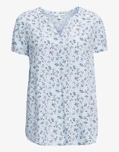 Esprit - Bluse mit verspieltem Blümchen-Print