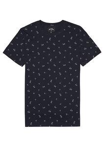 BILLABONG Sunday Crew - T-Shirt für Herren - Blau