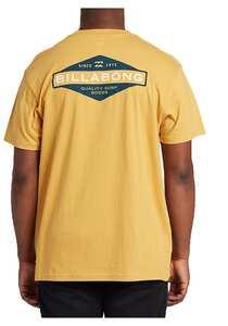 BILLABONG Autoshop - T-Shirt für Herren - Gold