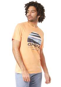 O'Neill Sunset Logo - T-Shirt für Herren - Orange