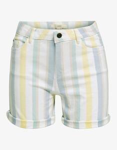Esprit - Shorts im Streifen-Look