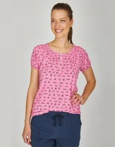 Via Cortesa - Shirt mit modischem Design
