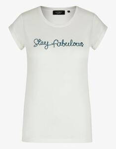 Bexleys woman - Shirt mit Statement-Print