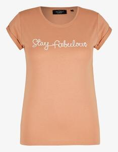 Bexleys woman - Shirt mit Statement-Print