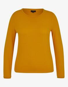 Via Cortesa - leichtes Basic-Sweatshirt
