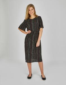 Bexleys woman - Kleid mit Smok-Details