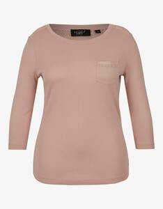 Bexleys woman - Shirt mit Brusttasche