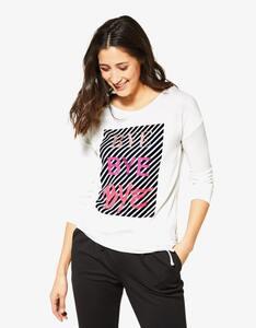 Street One - Shirt mit modischem Druck