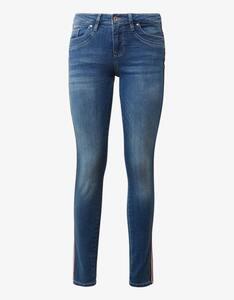 """Tom Tailor - Jeans """"Alexa Slim"""" mit seitlichen Galonstreifen"""