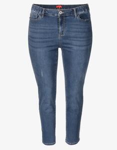 Thea - Jeans, 5-Pocket, knöchellang