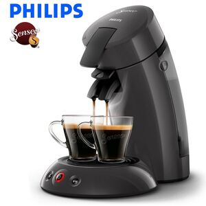 Philips Senseo Original Kaffeepadmaschine HD6553/50