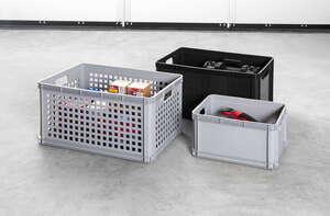 Toptex Kunststoff-Behälter - ca. 600 x 400 x 320 mm