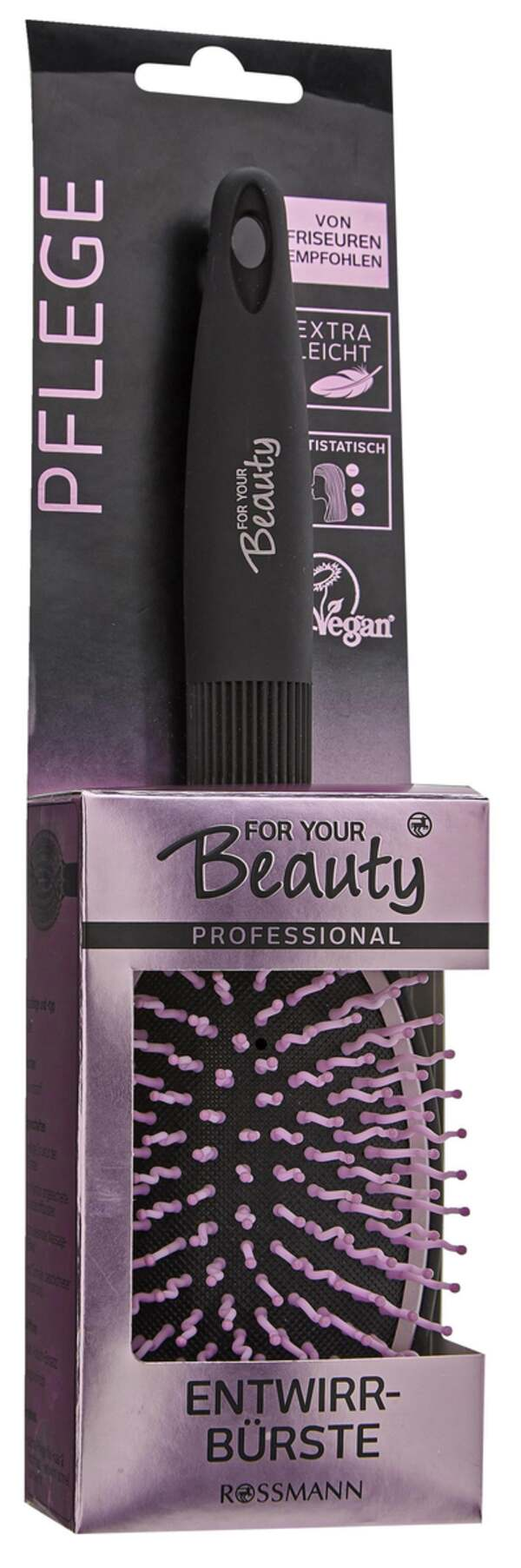 for your Beauty FOR YOUR BEAUTY PROFESSIONAL ENTWIRRBÜRSTE