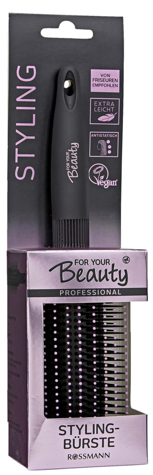 for your Beauty FOR YOUR BEAUTY PROFESSIONAL STYLINGBÜRSTE COSTA