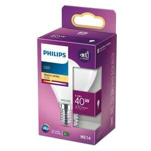 PHILIPS LED Tropfen 40W matt E14