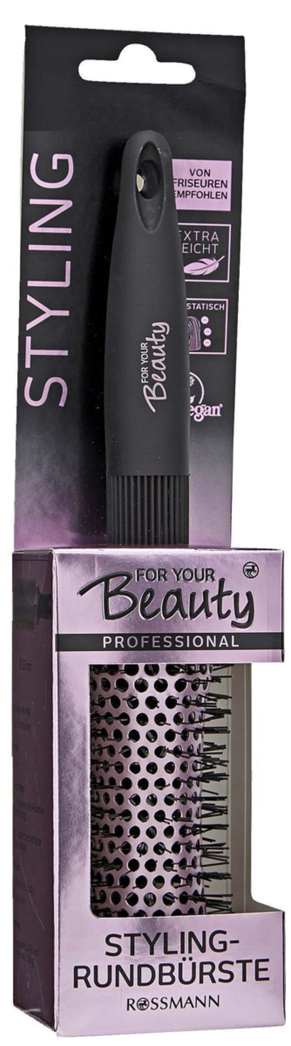 for your Beauty FOR YOUR BEAUTY STYLING-RUNDBÜRSTE ARGENTINIEN