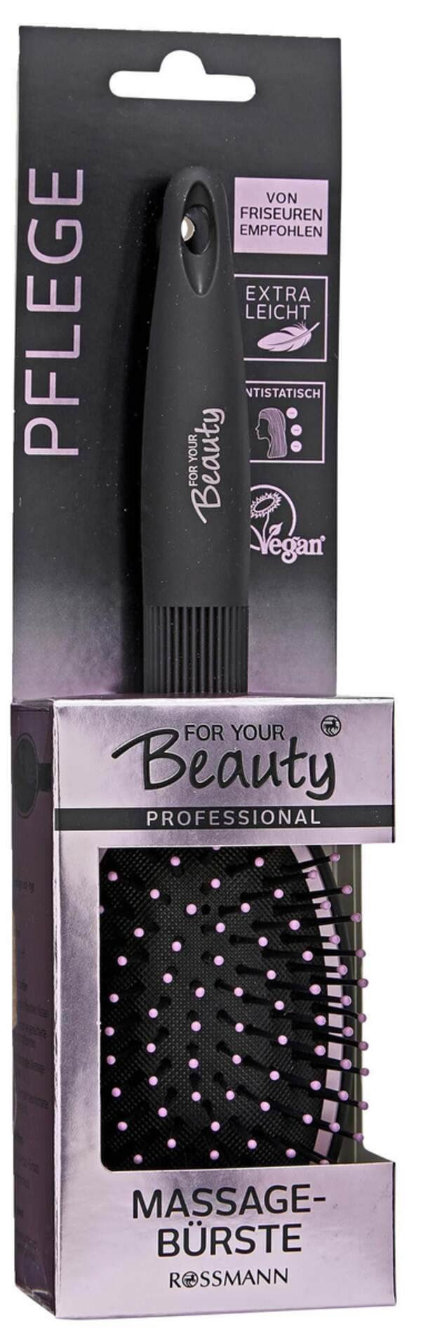 for your Beauty FOR YOUR BEAUTY PROFESSIONAL MASSAGEBÜRSTE