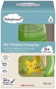 Babydream BABYDREAM DIE TRINKLERNFLASCHE 150 ML AB 0 MONATEN