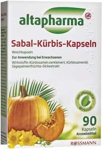 altapharma ALTAPHARMA SABAL-KÜRBIS-KAPSELN