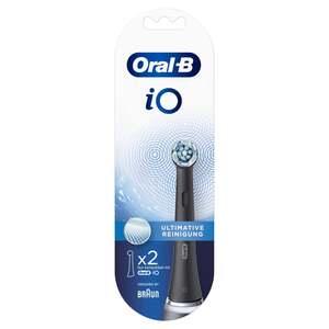 Oral-B Aufsteckbürsten iO Ultimative Reinigung BLACK
