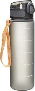 IDEENWELT Sport-Trinkflasche, anthrazit