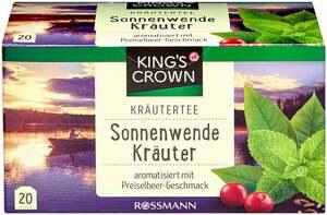 King's Crown Kräutertee Sonnenwende Kräuter