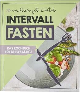 IDEENWELT Intervallfasten Das Kochbuch für Berufstätige