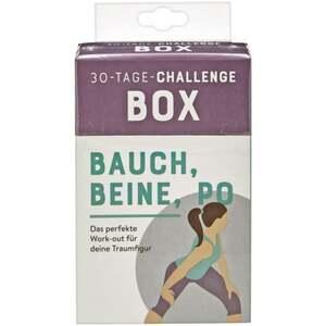 IDEENWELT 30-Tage-Challenge Box Bauch, Beine, Po