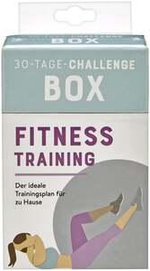 IDEENWELT 30-Tage-Challenge Box Fitnesstraining