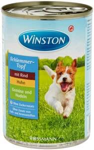 Winston Schlemmer-Topf mit Rind, Huhn, Gemüse & Nudeln