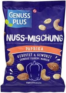GENUSS PLUS Nuss-Mischung Paprika