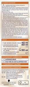Schwarzkopf Diadem Seiden-Color-Creme 732 Schokobraun