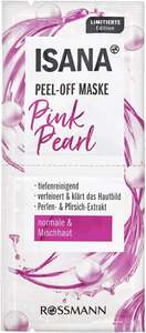 ISANA Peel-Off Maske Pink Pearl