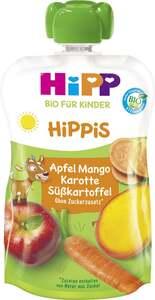 HiPP Bio Hippis Apfel Mango Karotte Süßkartoffel