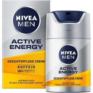 NIVEA MEN Active Energy Gesichtspflege Creme