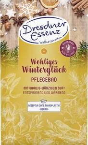 Dresdner Essenz Pflegebad Wohliges Winterglück