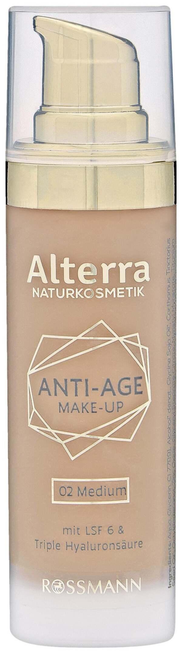 Alterra Anti-Age Make-up 02 Medium
