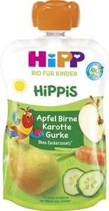 HiPP Bio Hippis Apfel Birne Karotte Gurke