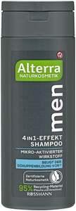 Alterra men 4in1-Effekt  Shampoo