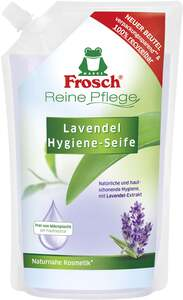 Frosch Reine Pflege Lavendel Hygiene-Seife Nachfüllbeutel