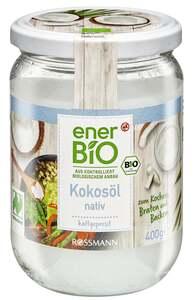 enerBiO Kokosöl nativ kaltgepresst