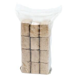 Ruf Weichholzbriketts hell 10 kg 100% Holz Briketts