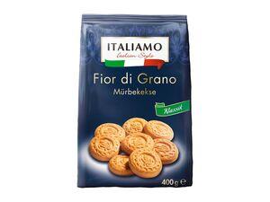 Italiamo Mürbeteigkekse Fior di Grano