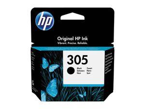 HP Druckerpatrone HP 305 Schwarz