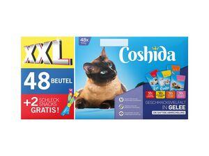 Coshida Katzennassnahrung XXL-Packung