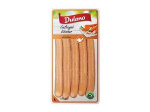Dulano Geflügel-Wiener